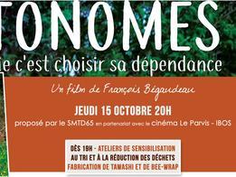 JEUDI 15/10 - Soirée ciné-ateliers au tri & à la réduction des déchets