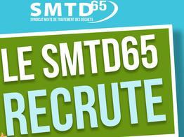 LE SMTD65 recrute !