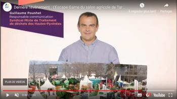 ESCAPE GAME d'EUGENE POUBELLE