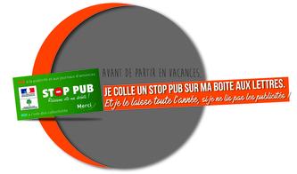 Sauvons nos boîtes aux lettres : Stop-Pub